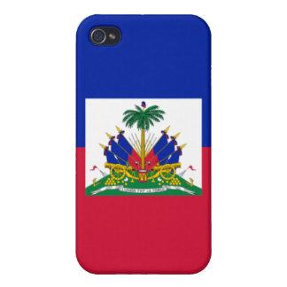 iPhone 4 Case - Flag of Haiti