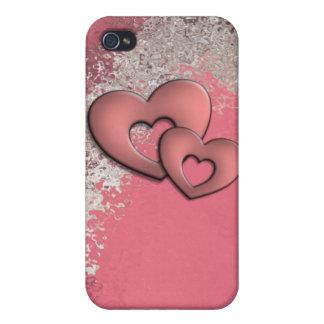 iPhone 4 Case Love Theme