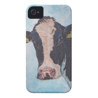 iPhone 4 Case-Mate Barely There™ - Irish Friesian Case-Mate iPhone 4 Cases