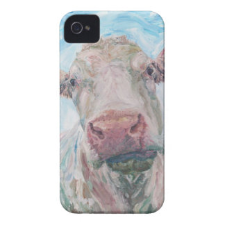 iPhone 4 Case-Mate Barely There™ - Irish Friesian iPhone 4 Covers