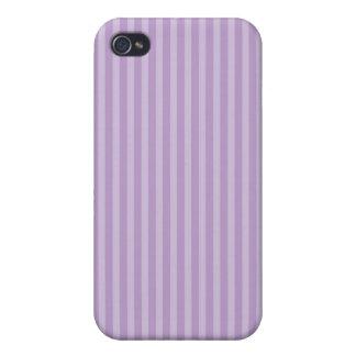 iPhone 4 Case Pattern Purple Stripes