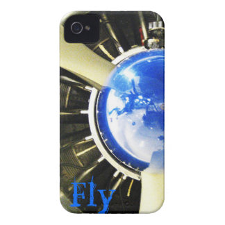 iPhone 4 Case Plane Image - Fly