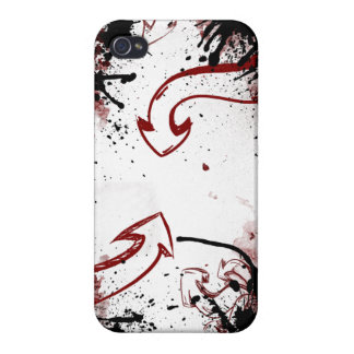 iPhone 4 case (red)