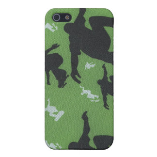 iPhone 4 Case - Skateboarders