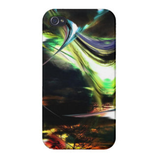 "iPhone 4 Case ""Tropical Storm"""