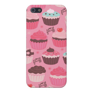Iphone 4 Cupcake Case by Fluff