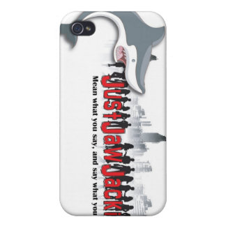 "IPhone 4 ""JJJ"" Theme Case iPhone 4/4S Cases"