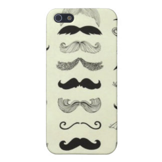 iPhone 4 Mustache Case iPhone 5/5S Cover
