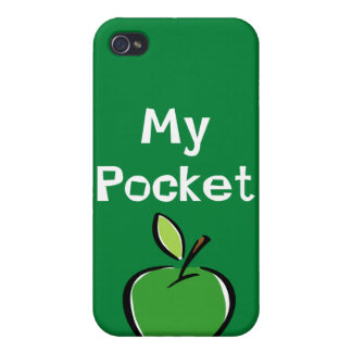 iPhone 4 - Pocket Apple Case iPhone 4 Cover