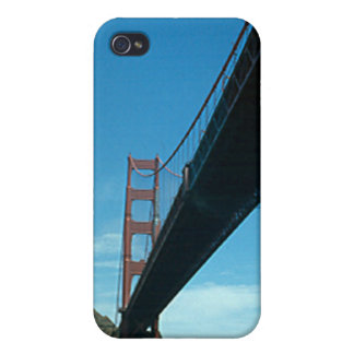 iPhone 4 Savvy - Golden Gate Bridge iPhone 4/4S Covers
