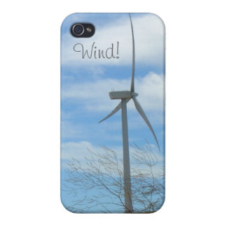 iPhone 4 Savvy - Wind Power Case For iPhone 4