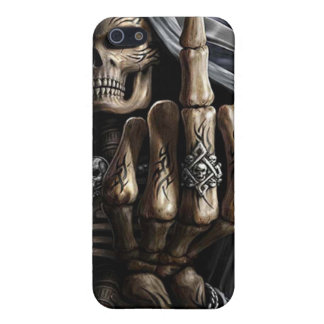 Iphone 4 speck- Grim Reaper (this one's for you) iPhone 5/5S Case