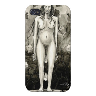 iPhone 4G : Empress of the Dream iPhone 4 Case