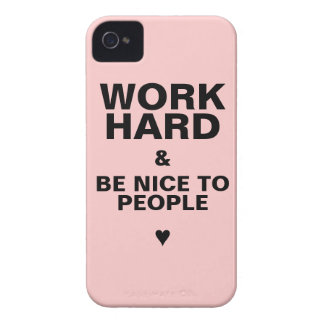 iPhone 4s Case Motivational: Pink