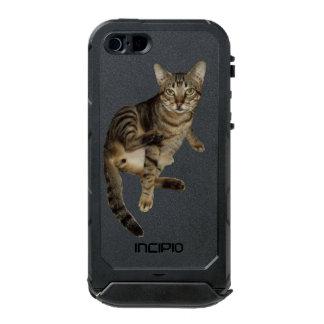 iPhone 5/5s ATLAS Charming Cat Incipio ATLAS ID™ iPhone 5 Case