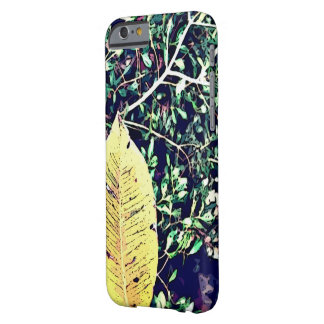 iPhone 5/5S, Barely There, the print of leaf Barely There iPhone 6 Case