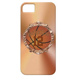 iPhone 5/5S Basketball Cases for Women and Girls iPhone 5 Cover