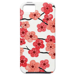 iPhone 5/5s Case with Cherry Blossoms