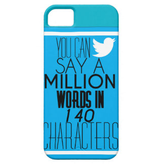 iPhone 5/5S Case - You Can Say A Million Words