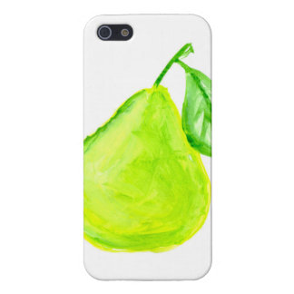 iPhone 5/5S Glossy Finish Pear Case iPhone 5/5S Case