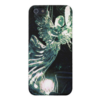iPhone 5/5S Matte Finish Case with angel iPhone 5/5S Covers