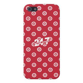 iPhone 5/5S Red Design Case iPhone 5 Case