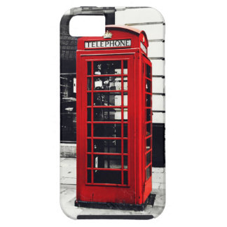 iPhone 5/5s Red Telephone Box Case