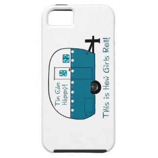 iPhone 5/5s Retro Camper Tough iPhone 5 Case