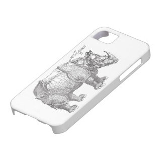iPhone 5/5S rhino durer Barely There iPhone 5 Case