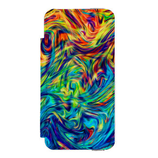 iPhone 5/5s Wallet Case Fluid Colors Incipio Watson™ iPhone 5 Wallet Case