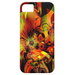 iPhone 5 Abstract Yellow Green Gold iPhone 5 Case