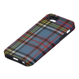 iPhone 5 Anderson Modern Tartan Case
