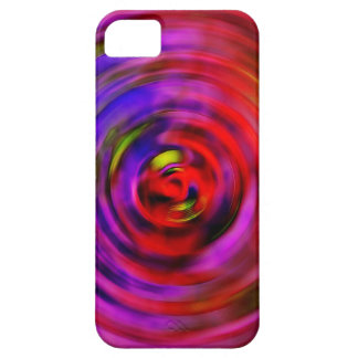 iPhone 5 Barely There Case Hot Pink Spiral iPhone 5 Cover