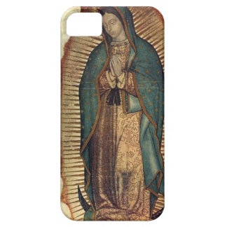 iPhone 5 Barely There Case Lady of Guadalupe