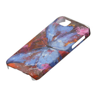 Iphone 5 Barely There Universal Case Butterfly