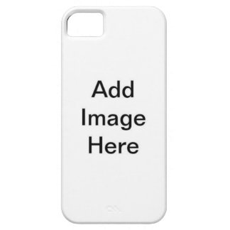 iphone 5 barly there QPC template iPhone 5 Case
