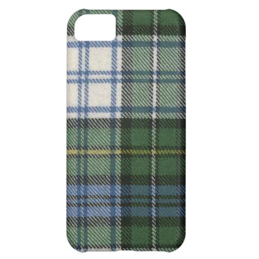 iPhone 5 Campbell Dress Ancient Tartan iPhone 5C Covers