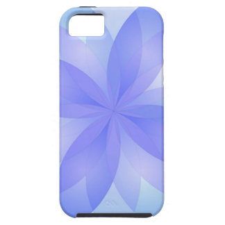 iPhone 5 Case abstract lotus flower