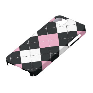iPhone 5 Case - Argyle Squares - RockCandy