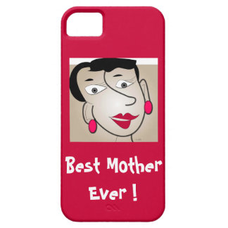 """iphone 5 case """" Best Mother ever"""""""