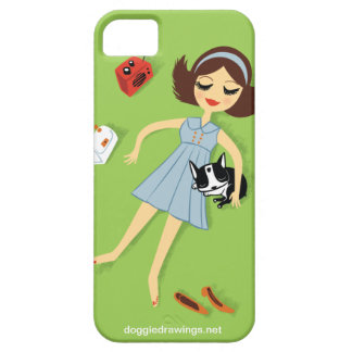 "iPhone 5 Case: Boogie Loves All-Mighty ""The Fanny"" iPhone 5 Cases"