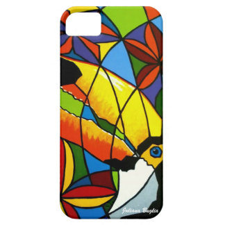 Iphone 5 Case - Capa para Iphone 5 - Toucan