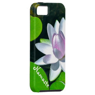 """iPhone 5 Case, Case Mate Vibe, """"Lotus Blossom"""""""