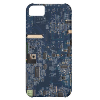 iPhone 5 case circuit board view