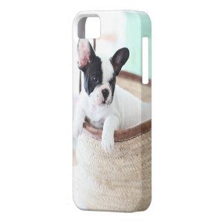 Iphone 5 case French bulldog