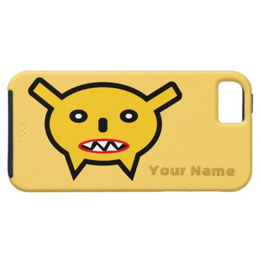how to put your name on iphone 5