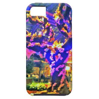 iPhone 5 Case. Magica Tree in Las Vegas Resort Tough iPhone 5 Case