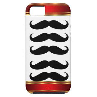 IPhone 5 Case-Mate Moustache Tough iPhone 5 Case