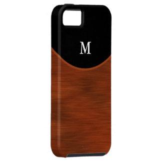 iPhone 5 Case Monogram