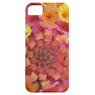 iPhone 5 Case - Pink-Yellow Flower